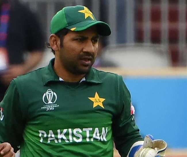 सरफराज अहमद को कप्तानी से हटाए जाने के बाद पाकिस्तान में विरोध प्रदर्शन 2