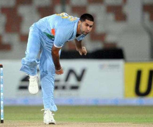 भारतीय क्रिकेटर मनप्रीच