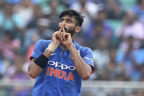 दिग्गज भारतीय खिलाड़ी का कटाक्ष, 'खलील अहमद अंतरराष्ट्रीय स्तर पर खेलने लायक नही' 16