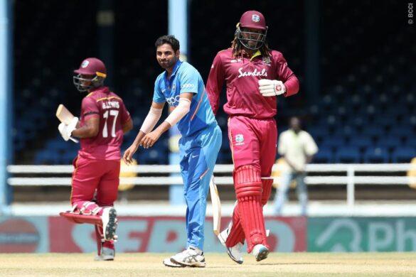 INDvWI, तीसरा वनडे: भारतीय टीम ने पहले 10 ओवर में ही बनाया अपना अब तक का सबसे शर्मनाक रिकॉर्ड 14