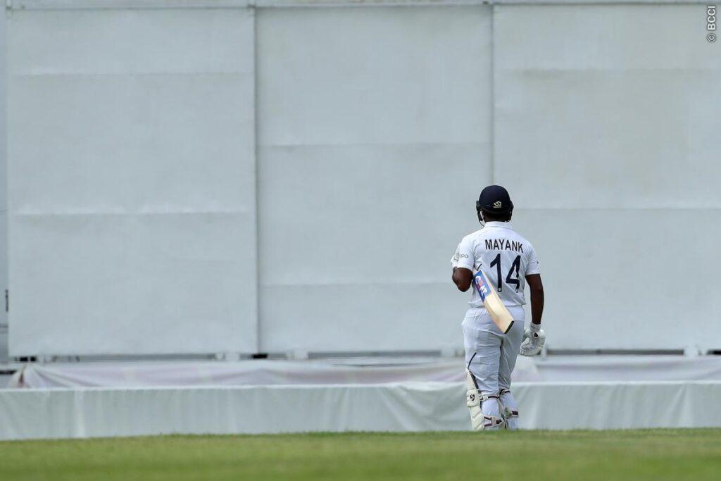 WIvIND, एंटिगा टेस्ट, पहला दिन: वेस्टइंडीज की धारदार गेंदबाजी के सामने जूझते रहे भारतीय बल्लेबाज, देखें स्कोरकार्ड 1