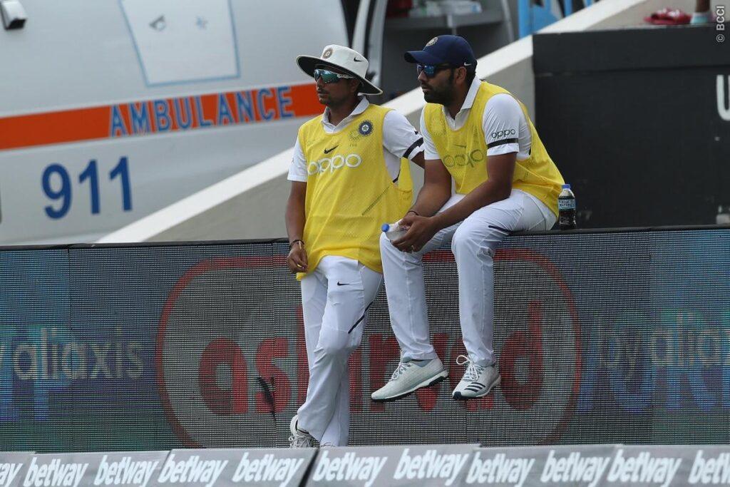 WIvIND, एंटिगा टेस्ट: भारत की 318 रनों की जीत के बाद विराट कोहली ने टीम चयन पर आलोचकों को दिया जवाब 3
