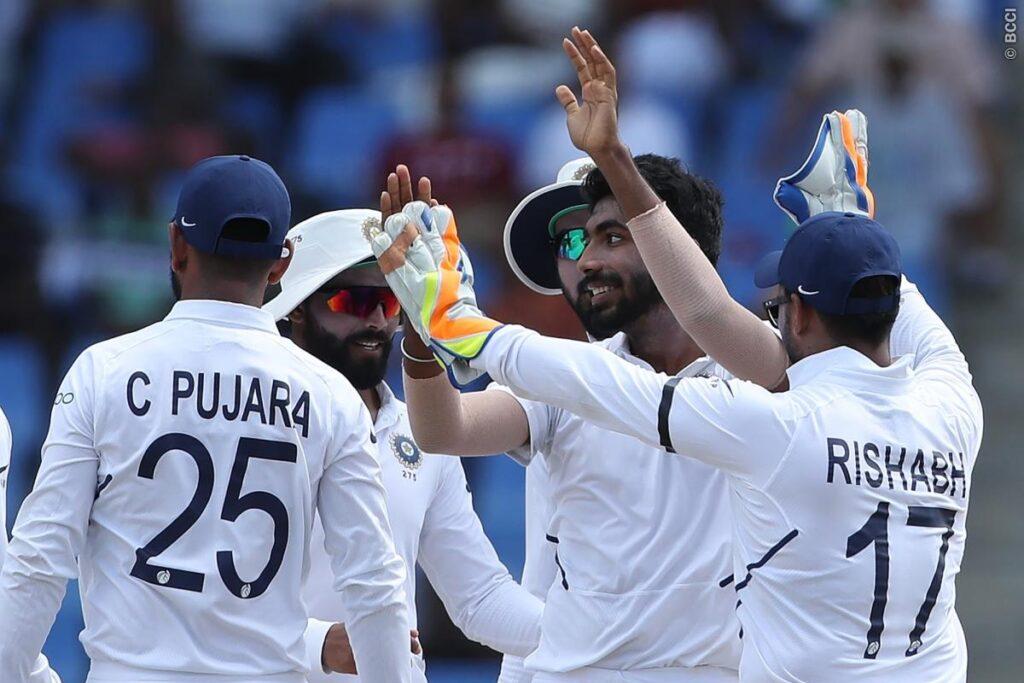 WIvIND, एंटिगा टेस्ट: भारत की 318 रनों की जीत के बाद विराट कोहली ने टीम चयन पर आलोचकों को दिया जवाब 2