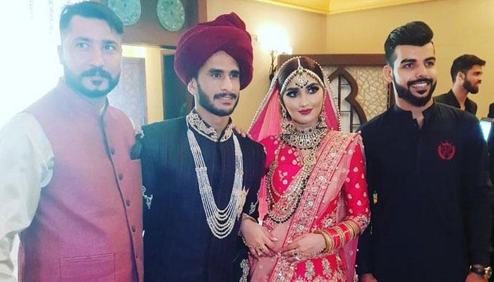 हसन अली ने अपनी पत्नी समीया और दोस्त शादाब खान से किया कभी न तोड़ने वाला ये खास वादा 10