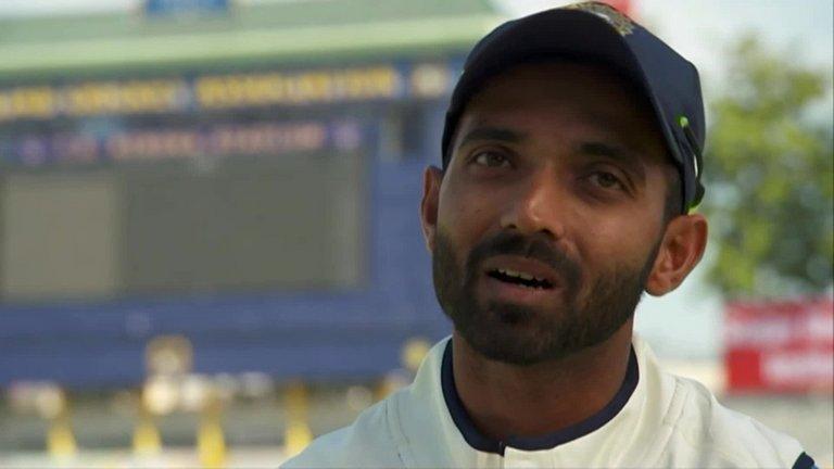 पहले टेस्ट मैच से पहले अजिंक्य रहाणे ने इस खिलाड़ी को बताया ड्रेसिंग रूम का सबसे शर्मिला खिलाड़ी 13