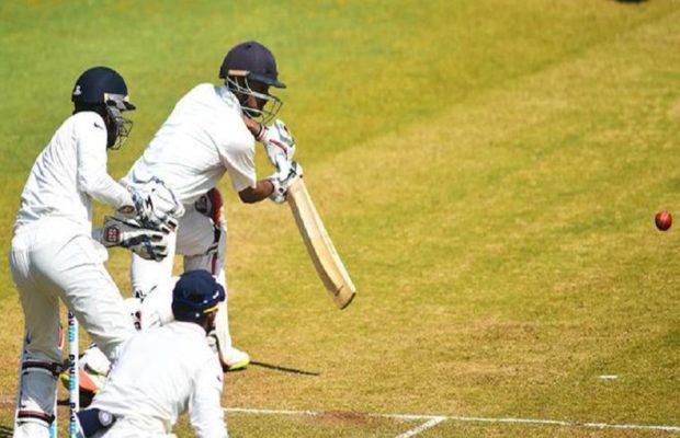 इंडिया रेड और इंडिया ब्लू के बीच मैच हुआ ड्रा घोषित, करुण नायर ने दूसरी पारी में बनाए 166 रन 1