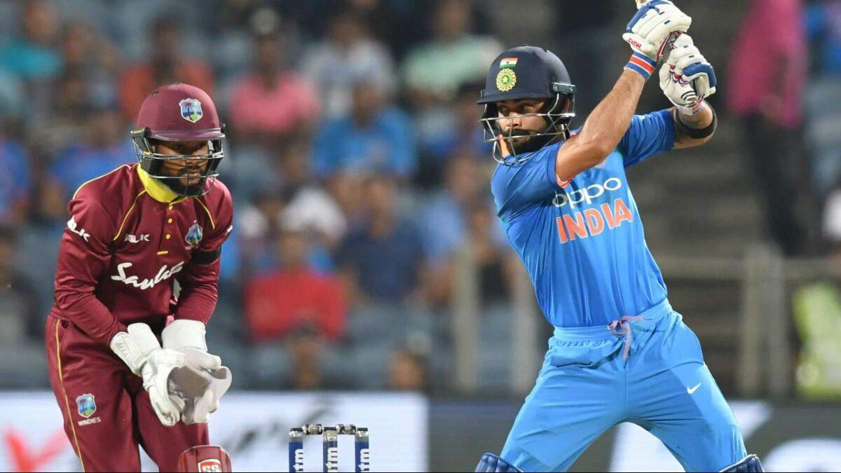 वेस्टइंडीज के खिलाफ वनडे मैच से पहले अनुष्का शर्मा के साथ लंच पर पहुंचे विराट कोहली, तस्वीरें आई सामने
