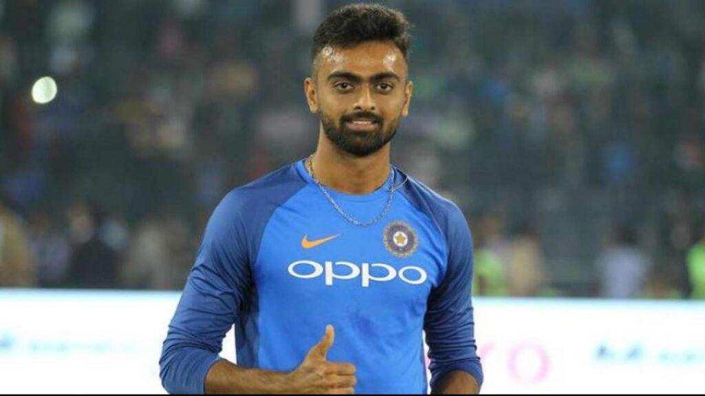 जयदेव उनादकट को सोशल मीडिया पर फैन ने की ट्रोल करने की कोशिश, क्रिकेटर ने बंद की बोलती 3