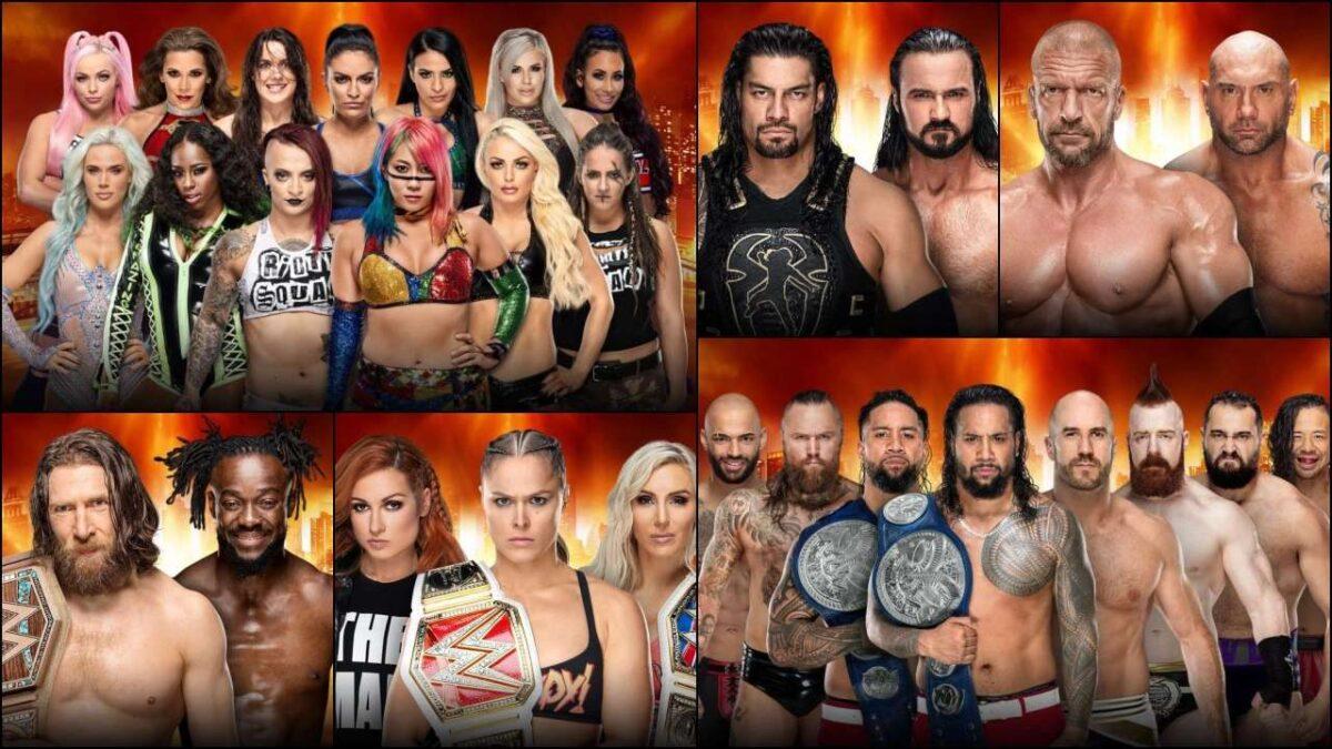 WWE के 5 रिंग लाइफ दुश्मन रीयल लाइफ में हैं एक-दूसरे की जान