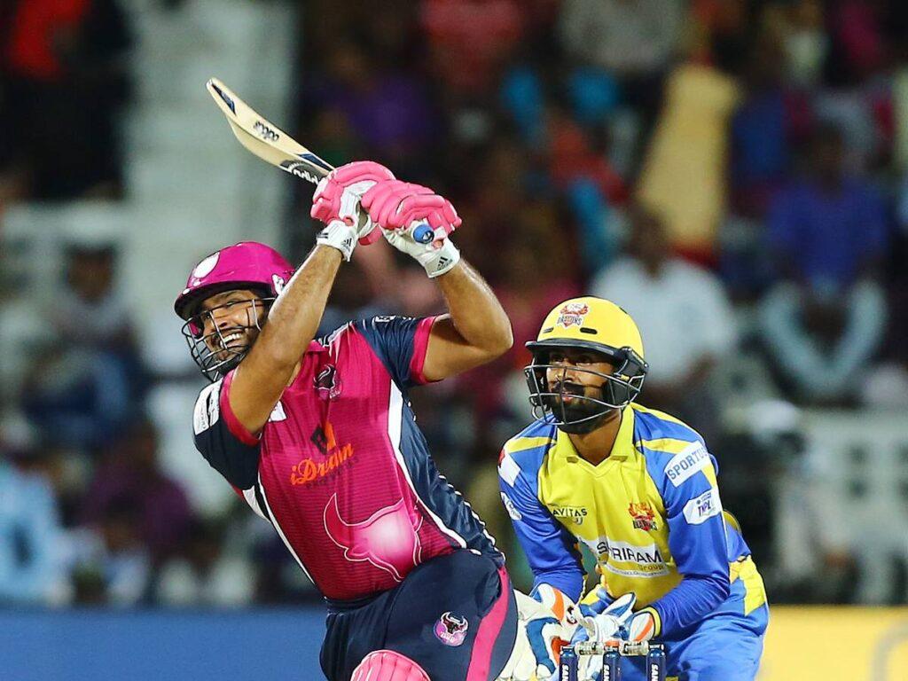 TNPL19- लाइका कोवाई किंग्स ने काराईकुडी कालाई को 15 रन से दी मात, इन खिलाड़ियों ने दिखाया अपना दम 4