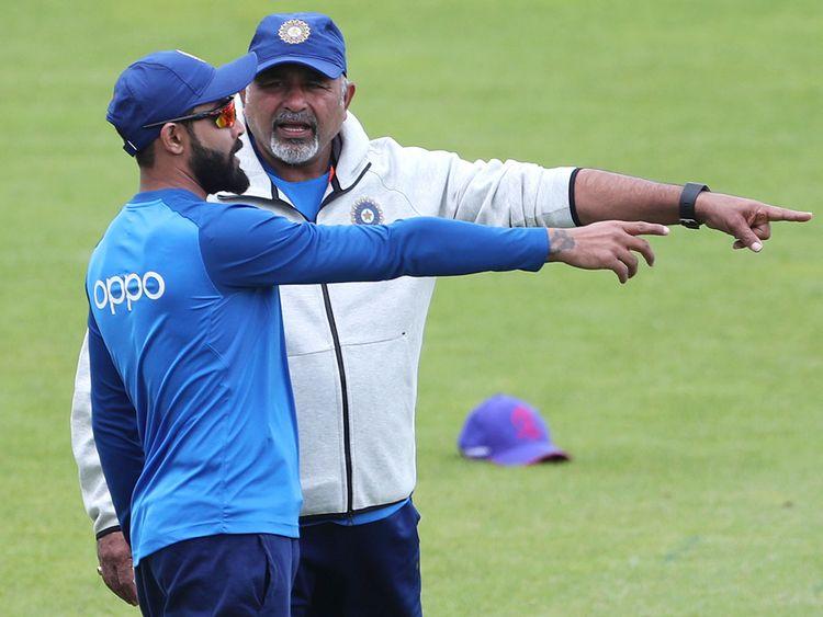 भारतीय टीम के सपोर्ट स्टाफ के नामों की घोषणा गुरुवार को होगी
