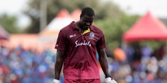 भारत से टी-20 सीरीज गंवाने के बाद कार्लोस ब्रेथवेट ने अपने साथी खिलाड़ियों के लिए कही ये बात 34