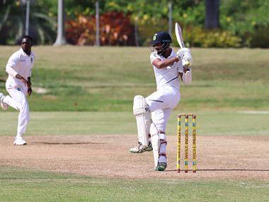 रोहित और पुजारा के बाद इशांत, कुलदीप और उमेश यादव के सामने वेस्टइंडीज ने टेके घुटने, जीत की तरफ भारत 1