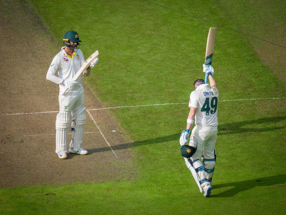 एशेज 2019: एजबेस्टन टेस्ट के पहले दिन स्टीव स्मिथ ने लगाई रिकार्ड्स की झड़ी, स्टुअर्ट ब्रॉड ने भी रचा इतिहास 2