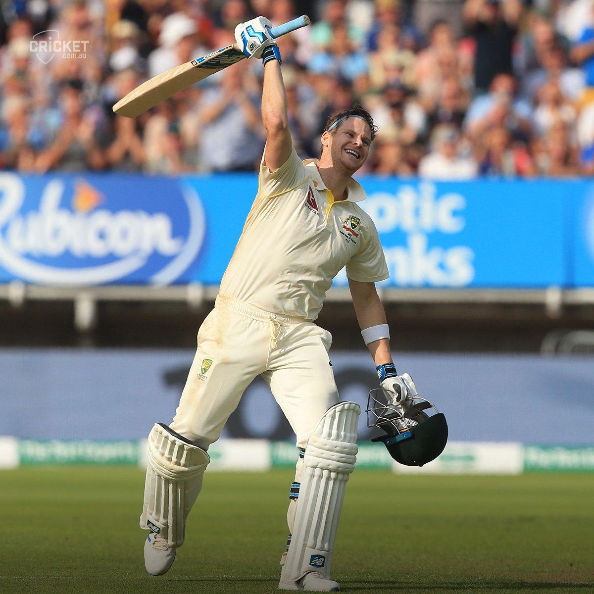 एशेज 2019: एजबेस्टन टेस्ट के पहले दिन स्टीव स्मिथ ने लगाई रिकार्ड्स की झड़ी, स्टुअर्ट ब्रॉड ने भी रचा इतिहास 1