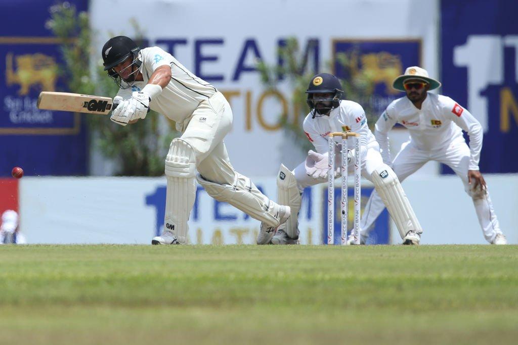 SLvNZ, पहला टेस्ट: पहले दिन मजबूर स्थिति में श्रीलंका, देखें स्कोरबोर्ड 1