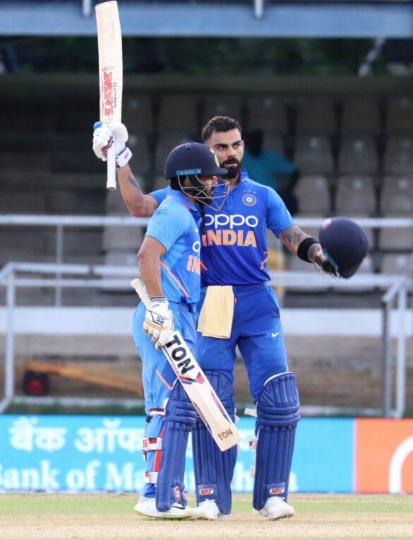 WI vs IND: 3rd ODI: STATS: भारत ने वेस्टइंडीज को हरा रचा इतिहास, विराट कोहली ने की रिकार्ड्स की बारिश 30