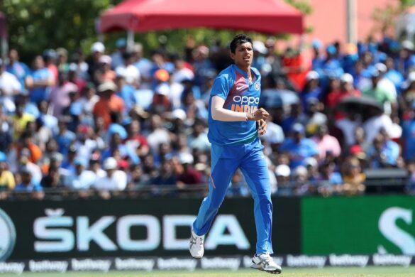IND vs WI: 1st T20I: स्टैट्स: मैच में बने कुल 13 रिकॉर्ड, पहले ही मैच में नवदीप सैनी ने रचा इतिहास 19