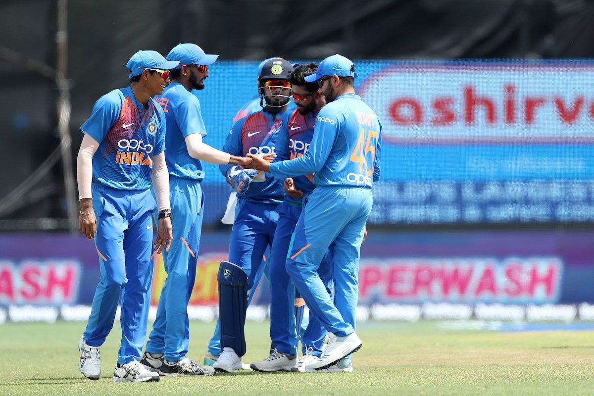 IND vs WI: 1st T20I: स्टैट्स: मैच में बने कुल 13 रिकॉर्ड, पहले ही मैच में नवदीप सैनी ने रचा इतिहास 1