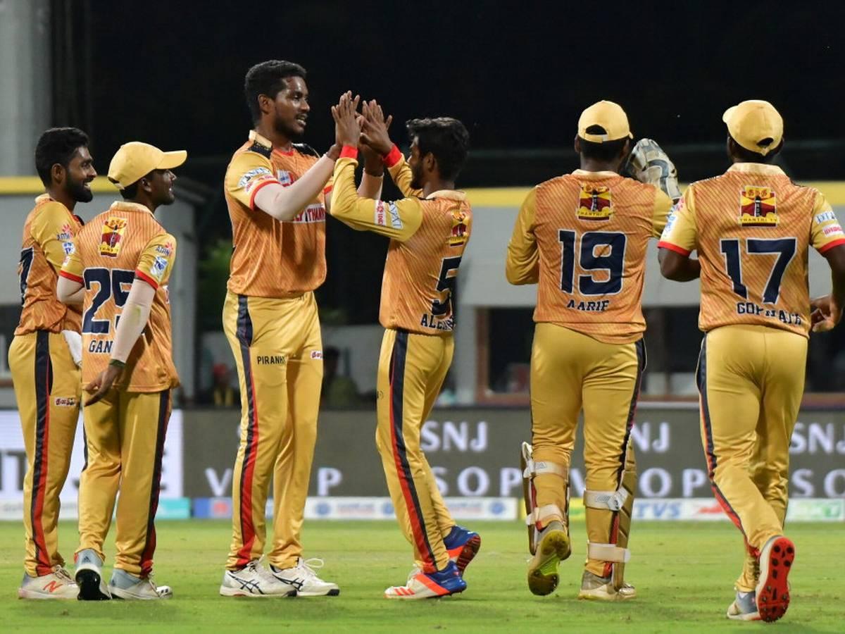 TNPL19- विजय शंकर की धारदार गेंदबाजी से चेपॉक सुपर गिलिज ने अश्विन की डिंगीगुल ड्रेगंस को फाइनल में 12 रन से मात देकर जीता खिताब 8