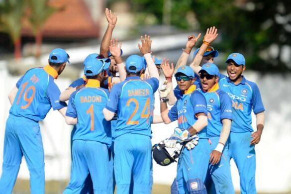 भारत ने बांग्लादेश को हराकर जीता अंडर- 19 त्रिकोणीय श्रृंखला का खिताब 13