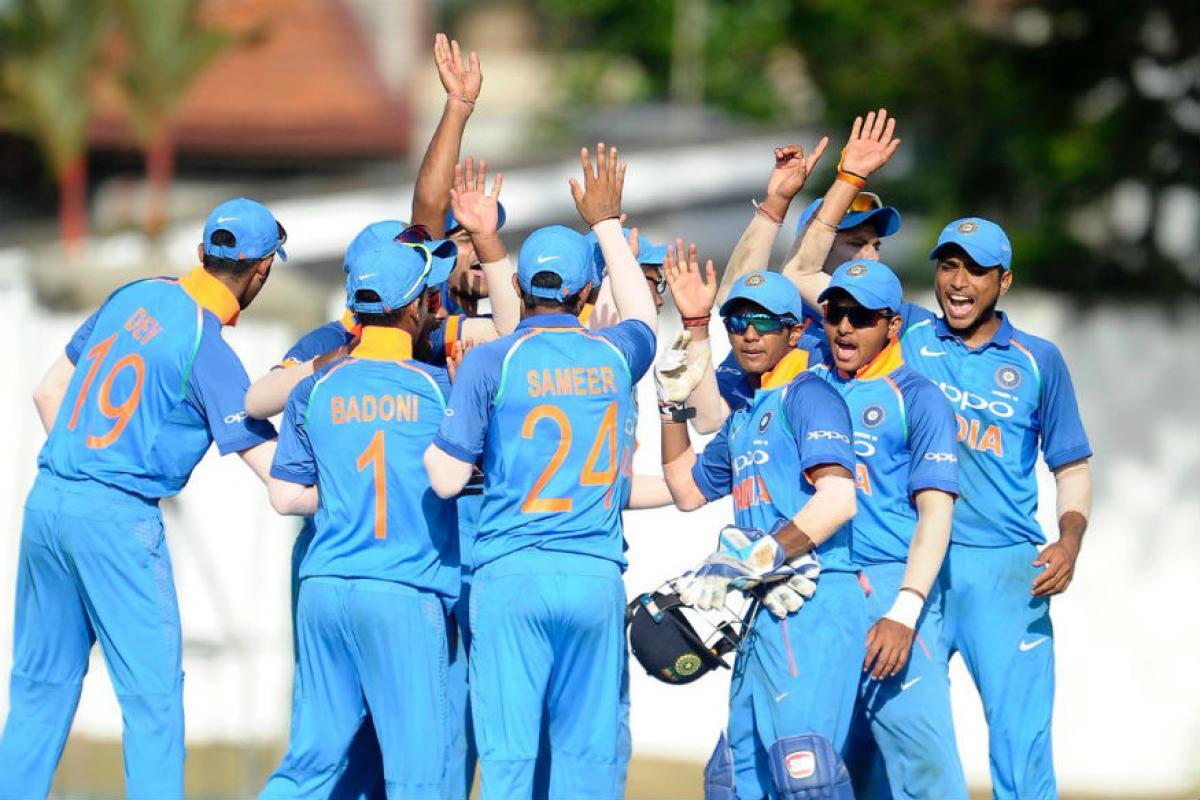 भारत ने बांग्लादेश को हराकर जीता अंडर- 19 त्रिकोणीय श्रृंखला का खिताब 2