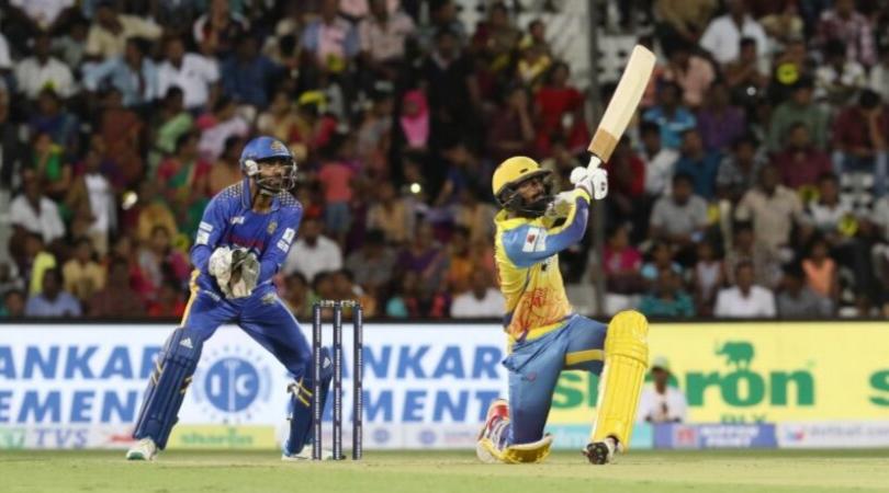 TNPL19- डिंगीगुल ड्रेगंस ने दूसरे क्वालिफायर मैच में मदुरई पैंथर्स को हराकर किया फाइनल में प्रवेश, चेपॉक सुपर गिलिज से होगी खिताबी जंग 2