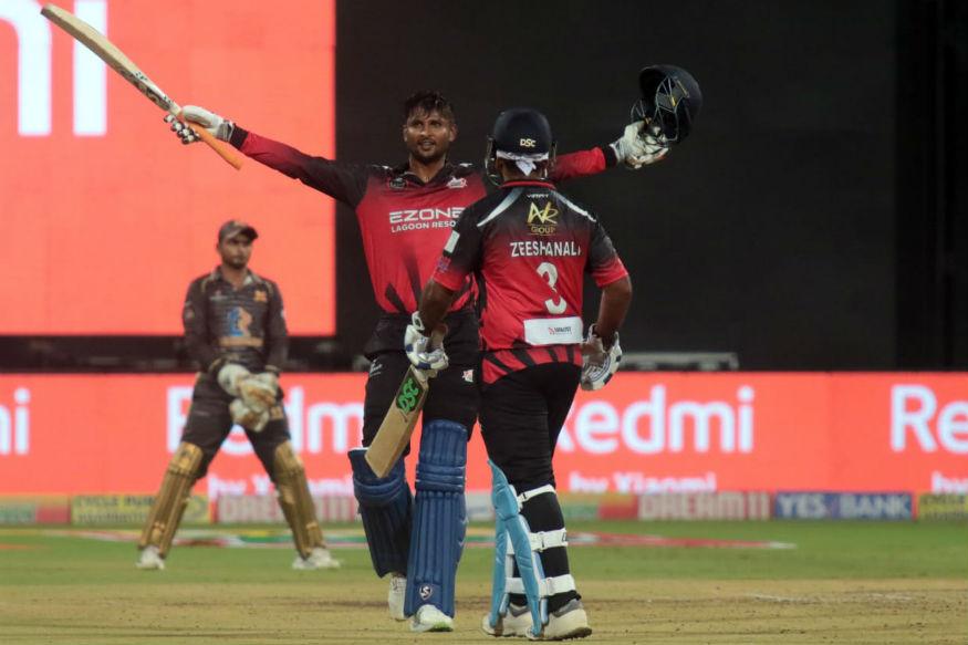 OMG-टी20 क्रिकेट में इस भारतीय खिलाड़ी का हैरतअंगेज प्रदर्शन, पहले 39 गेंदों में ठोका शतक, तो गेंदबाजी में झटके 8 विकेट 4