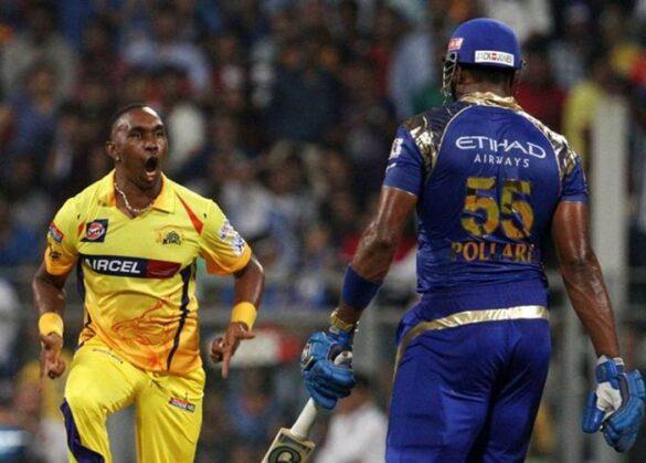 ड्वेन ब्रावो ने किया खुलासा आईपीएल 2010 में मुंबई इंडियंस को किया था पोलार्ड को खरीदने के लिए कन्वेंस 4