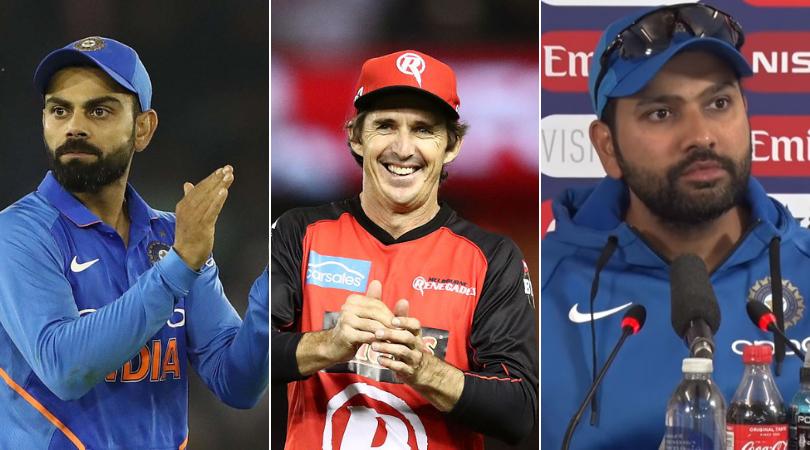 ब्रैड हॉग ने खत्म की भारतीय टीम की समस्या ढूढ़ निकाला नंबर 4 का सबसे बेहतर खिलाड़ी 9