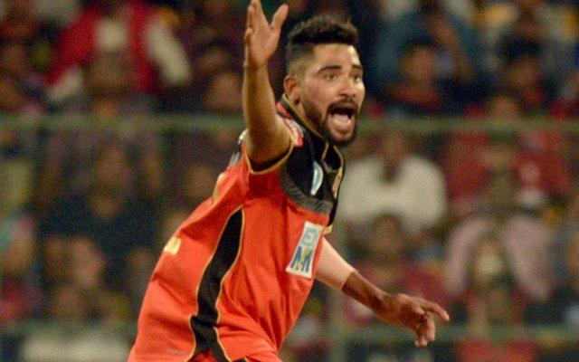 मोहम्मद सिराज ने आईपीएल के इन 3 बल्लेबाजों के सामने गेंदबाजी करना माना मुश्किल 1