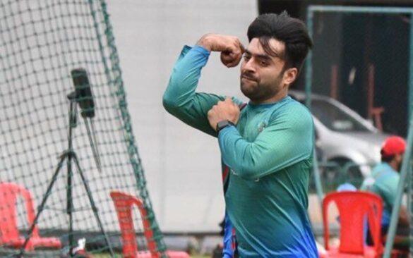 मिस्ट्री स्पिन गेंदबाज राशिद खान ने इन दो बल्लेबाजों को बताया मौजूदा समय का सबसे घातक 24