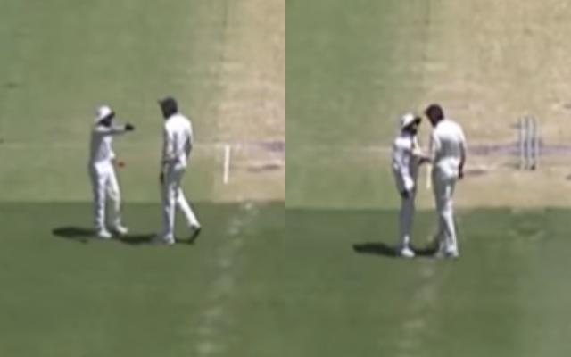4 मौके जब मैदान पर आपस में एक दूसरे से ही भीड़ गये एक ही टीम के खिलाड़ी, भारतीय भी शामिल 2