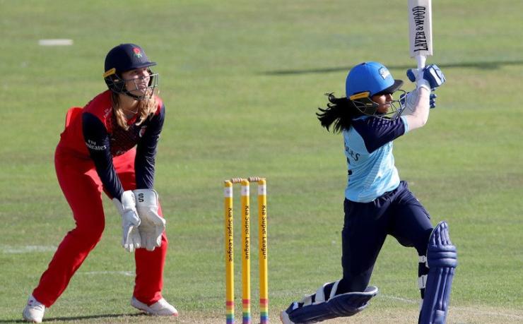 जेमिमा रोड्रिग्स ने किया सुपर लीग में खेली 112 रनों की पारी, लगी रिकार्ड्स की झड़ी 1