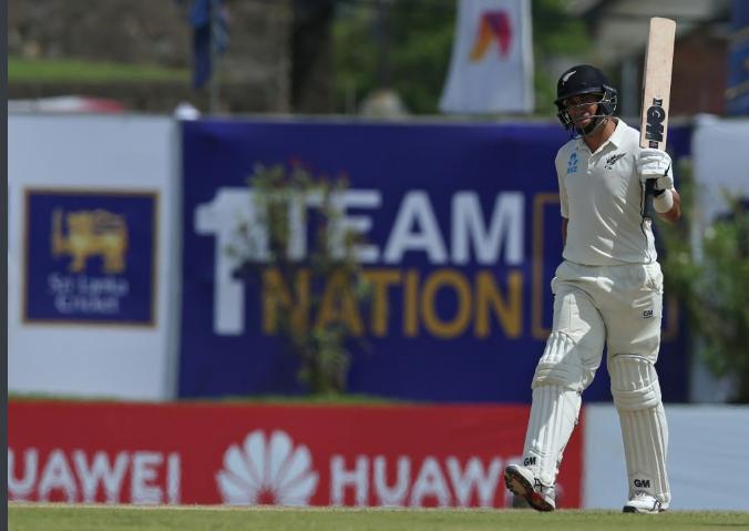 SLvNZ, पहला टेस्ट: पहले दिन मजबूर स्थिति में श्रीलंका, देखें स्कोरबोर्ड 3