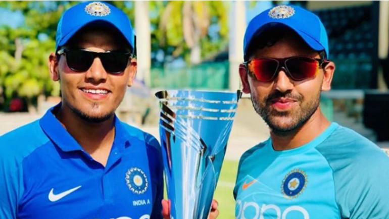 भारत के लिए अंतरराष्ट्रीय स्तर पर एक साथ खेलने वाली चार भाइयों की जोड़ी 5