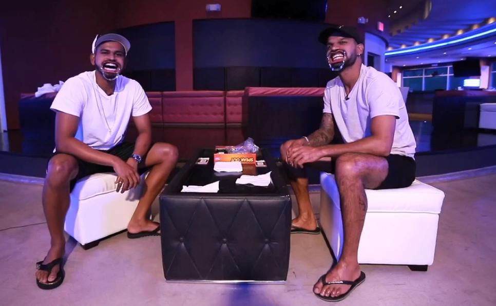 WATCH: वनडे सीरीज शुरू होने से पहले शिखर धवन और श्रेयस अय्यर ने की जमकर मस्ती, देखकर नहीं रुकेगी हंसी
