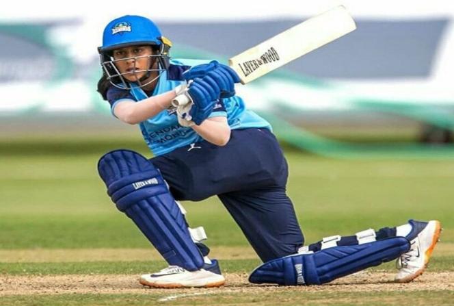 जेमिमा रोड्रिग्स ने किया सुपर लीग में खेली 112 रनों की पारी, लगी रिकार्ड्स की झड़ी 4