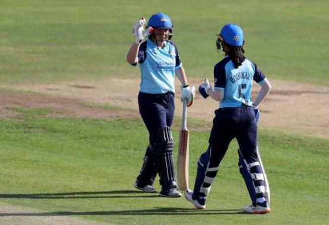 जेमिमा रोड्रिग्स ने किया सुपर लीग में खेली 112 रनों की पारी, लगी रिकार्ड्स की झड़ी 3