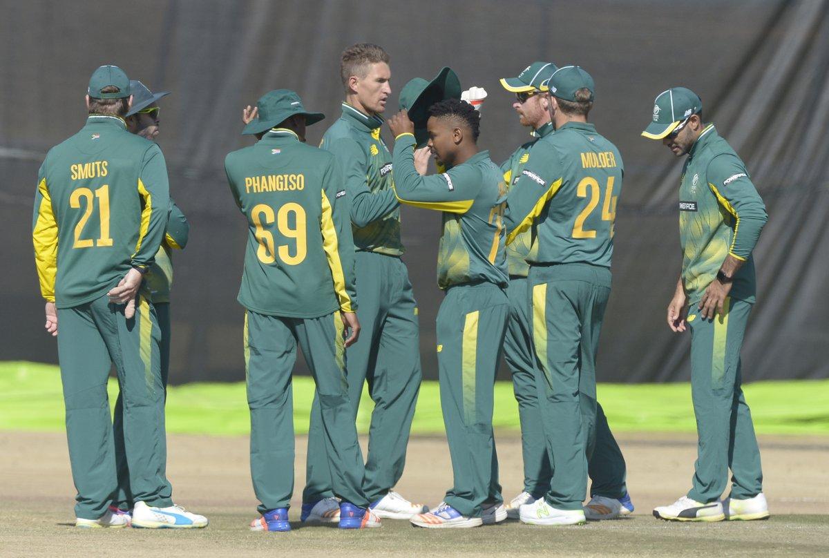 भारत दौरे के लिए साउथ अफ्रीका ने किया टीम की घोषणा, कोचिंग स्टाफ समेत नये खिलाड़ियों को मौका 8