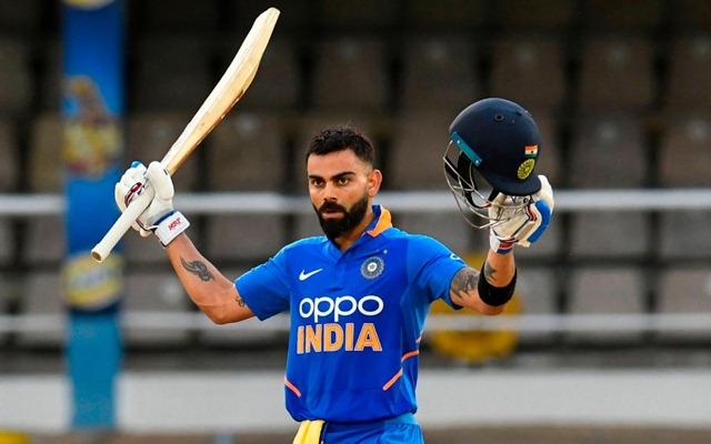 RECORD: विराट कोहली बने बतौर कप्तान सबसे तेज 10,000 रन बनाने वाले खिलाड़ी 1