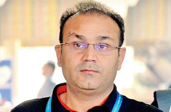 वीरेंद्र सहवाग ने इस भारतीय खिलाड़ी को बताया महेंद्र सिंह धोनी का उत्तराधिकारी 26