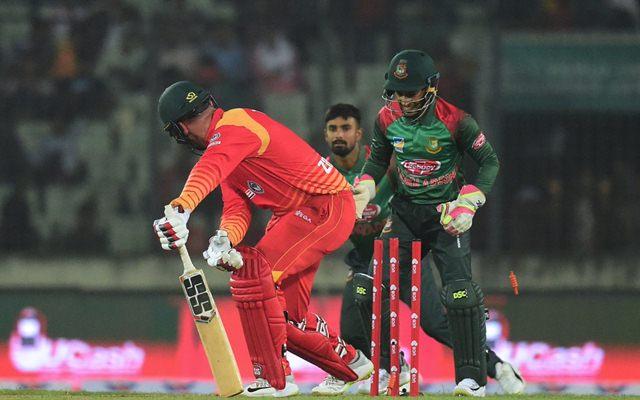आईसीसी द्वारा बैन लगने के बाद भी बांग्लादेश दौरे पर आ रही जिम्बाब्वे, जानें वजह 1