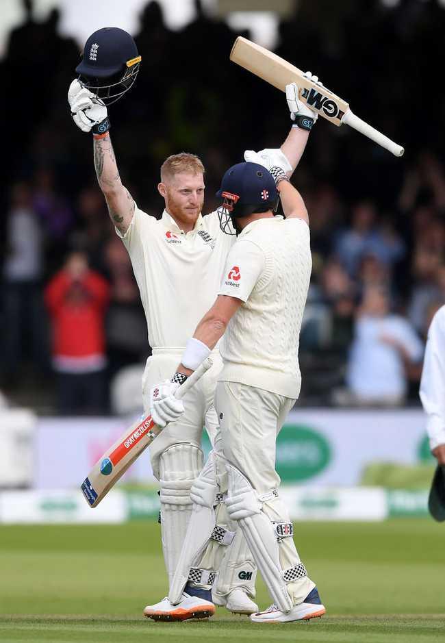 ASHES 2019- बेन स्टोक्स की शतकीय पारी के दम पर इंग्लैंड ने ड्रा कराया दूसरा टेस्ट, ऑस्ट्रेलिया 1-0 से आगे 3