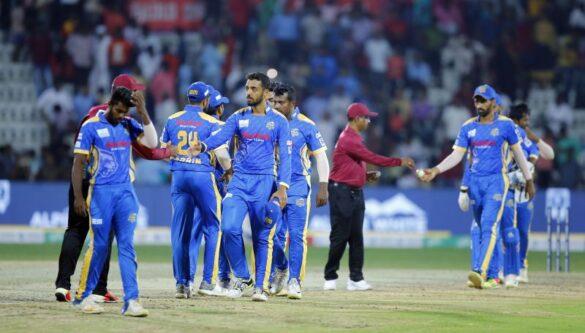 TNPL19- इस सीजन के सबसे रोमांचक मैच में काराईकुडी कालाई को मदुरई पैंथर्स ने दी 2 विकेट से मात 28