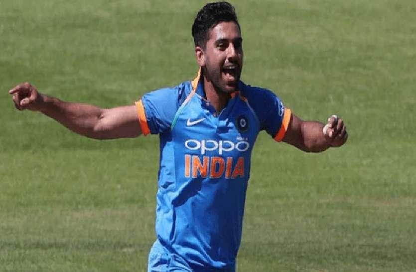 दीपक चाहर ने वेस्टइंडीज के खिलाफ शानदार प्रदर्शन कर पक्का किया विश्व कप टीम में जगह 7
