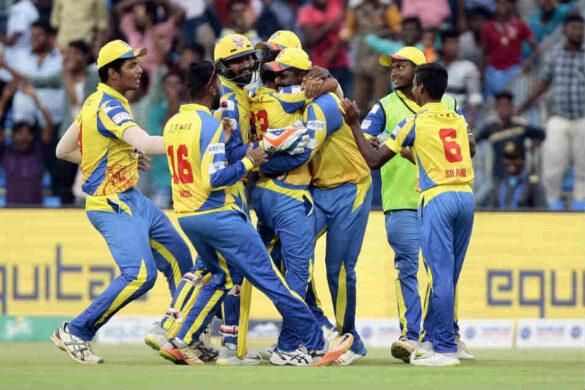 TNPL19- डिंगीगुल ड्रेगंस ने दूसरे क्वालिफायर मैच में मदुरई पैंथर्स को हराकर किया फाइनल में प्रवेश, चेपॉक सुपर गिलिज से होगी खिताबी जंग 12