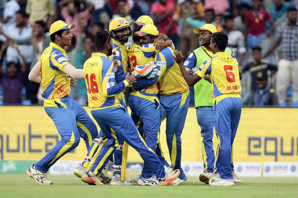 TNPL19- डिंगीगुल ड्रेगंस ने दूसरे क्वालिफायर मैच में मदुरई पैंथर्स को हराकर किया फाइनल में प्रवेश, चेपॉक सुपर गिलिज से होगी खिताबी जंग 8