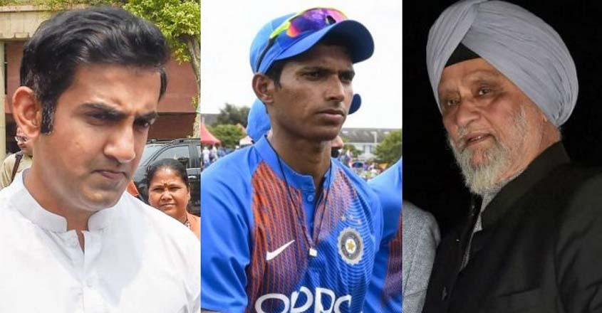 गौतम गंभीर ने चयनकर्ताओं से लड़झगड़ दिलाई थी रणजी टीम में जगह, अब भारत के लिए करेगा टेस्ट डेब्यू 4