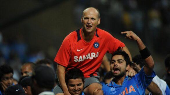 इस देश के कोच बन सकते हैं भारत को विश्व कप जीता चुके गैरी कर्स्टन 9